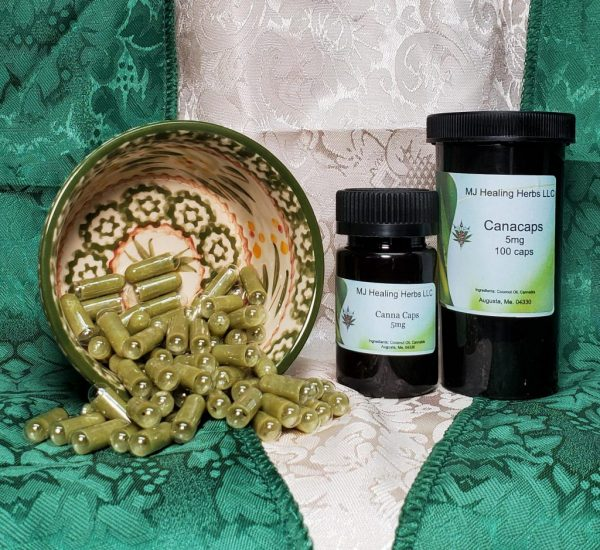 Medical Cannabis Capsules