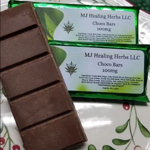 Chocolate Bar 100mg