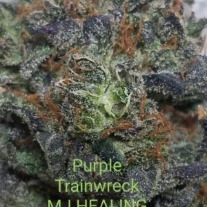 Purple Train Wreck