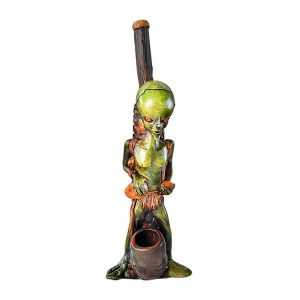 Alien Wood Pipe 6 in